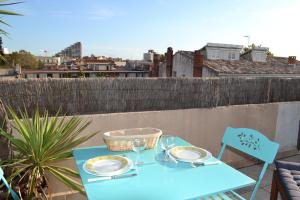 Colombet Stay's - Rue Durand, Apartments  Montpellier - big - 36