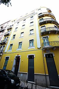Lisbon Plaza Apartment
