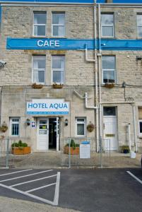 The Aqua in Portland, Dorset, England