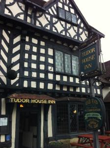 The Tudor House Hotel in Warwick, Warwickshire, England