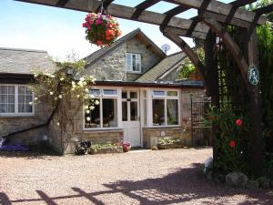Farm Cottage Guest House in Rothbury, Northumberland, England