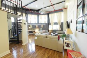 Two-Bedroom Duplex Loft