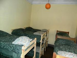 Single Bed in Female Dormitory Room