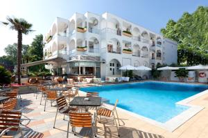 Kronos Hotel, Hotely  Platamonas - big - 49