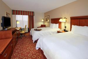 Queen Room with Two Queen Beds - Hearing Disability Access/Non-Smoking