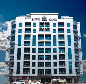 Pension City Stay Hotel Apartment, Dubai