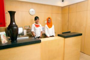 Mookai Suites, Hotels  Male City - big - 14