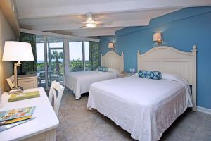 Deluxe Double Room with Gulf View