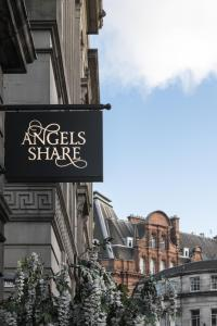 Angels Share Hotel