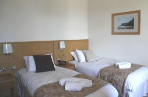 Somerfield Lodge, Bed and Breakfasts  Swansea - big - 7