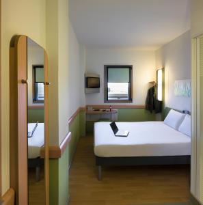 Ibis Budget Madrid Vallecas, Hotel  Madrid - big - 12