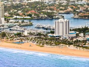 Bahia Mar   Fort Lauderdale Beach   Double Tree By Hilton