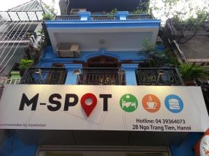 M Spot Cafe & Mini Hostel