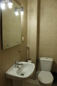 Double or Twin Room with Private Bathroom and View