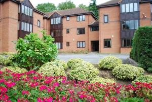 Birchover Hotel Apartments Allestree in Derby, Derbyshire, England