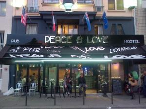 Hostel Peace & Love Hostel, Paris