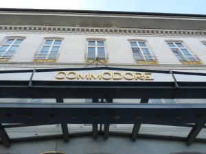 Hotelbild Hotel Commodore