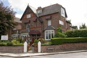 Shrewsbury Lodge Hotel And Restaurant in Birkenhead, Merseyside, England