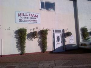 Mill Dam Guest House in South Shields, Tyne & Wear, England