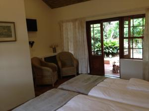 Luxury Double or Twin Room with Terrace