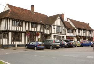 Bull Hotel in Long Melford, Suffolk, England