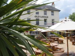 The Old Lodge Hotel in Gosport, Hampshire, England
