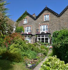 Lee House in Lynton, Devon, England