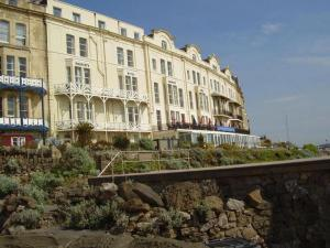 Daunceys Hotel in Weston-Super-Mare, Somerset, England