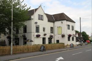 The Tudor Hotel & Restaurant in Castle Donington, Leicestershire, England