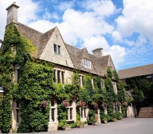 Hatton Court Hotel in Gloucester, Gloucestershire, England