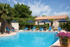 Top Motel, Hotely  Istres - big - 15