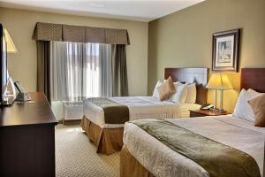 Executive Queen Room with Two Queen Beds - Non smoking