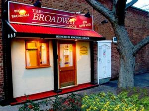 Broadway Lodge Bed And Breakfast in Kingston upon Thames, Greater London, England