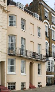 Beachview Guest House Accommodations in Margate, Kent, England