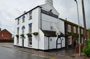 The Ship Albion in Spalding, Lincolnshire, England