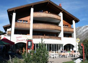 Hostel Imseng, Hostels  Saas-Fee - big - 17