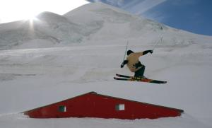 Hostel Imseng, Hostels  Saas-Fee - big - 11