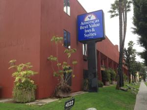 Americas Best Value Inn & Suites Los Angeles/Downtown