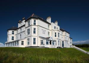 Mullion Cove Hotel in Mullion, Cornwall, England