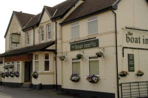 The Boat Inn in Hayton, Nottinghamshire, England