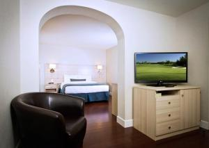 Superior Queen Room with Sofa Bed and Mountain View