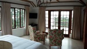 Premium Double Room with Mountain and Sea View