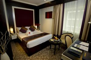 Carlton Tower Hotel, Hotely  Dubaj - big - 11