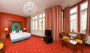 Altstadthotel Am Theater, Hotely  Cottbus - big - 3