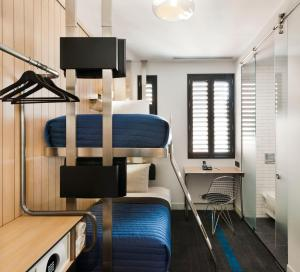 Mini Bunk Bed Room