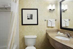 One-Bedroom King Suite Mobility/Hearing Accessible with Roll in Shower