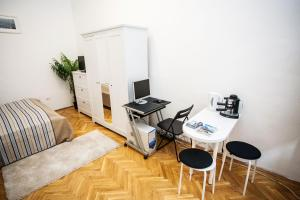 Oktogon Studio Apartment