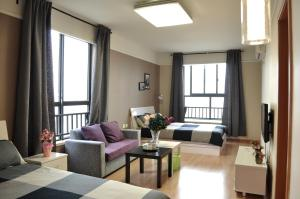 Chengdu Ziyou Ren Boutique Apartment