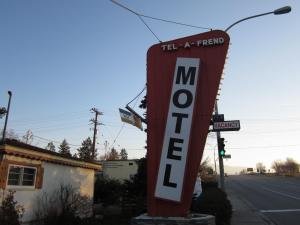 Tel A Friend Motel