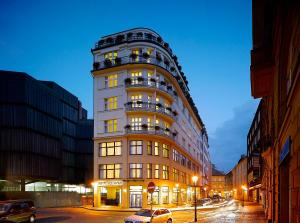 Astoria Hotel: hotels Prague - Pensionhotel - Hotels